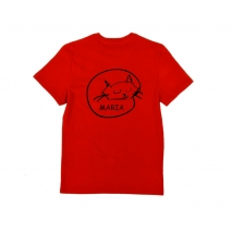 Personalisiertes farbiges T-Shirt