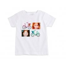 Personalisirtes Kinder T-Shirt aus Baumwolle