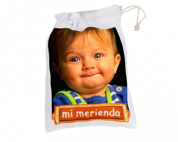 Personalisierte Snack Tasche